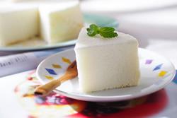 蛋白清蛋糕-烘焙