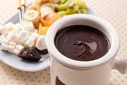 巧克力火鍋-西式料理