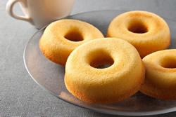 烤甜甜圈-烘焙