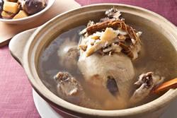 養生雞肉粥-中華料理