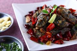 泰式宮保皮蛋-日韓南洋料理