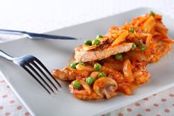 洋蔥豬排-西式料理