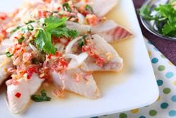 泰式酸辣魚片-日韓南洋料理