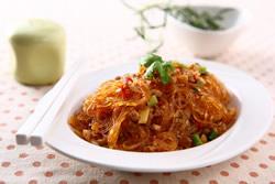 螞蟻上樹-中華料理