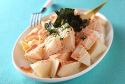 海苔涼拌冷筍-日韓南洋料理
