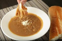 洋蔥濃湯 -西式料理