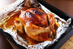 聖誕節 烤全雞