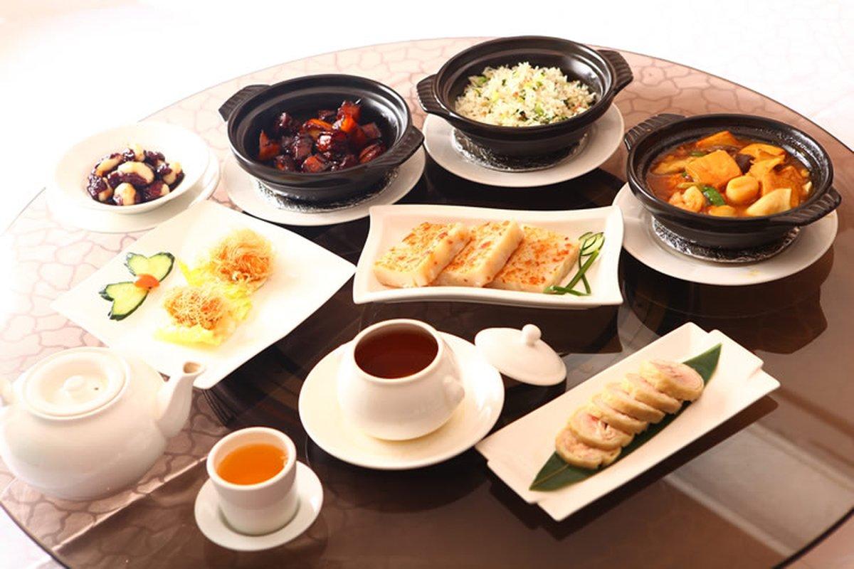 過年到「王朝大酒店」聚餐最好-中華料理