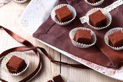 生巧克力-烘焙