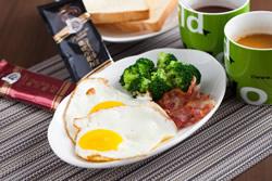 快速作早餐-西式料理
