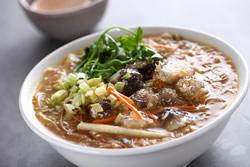 蚵仔素麵線-中華料理