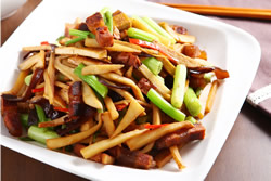 素客家小炒-中華料理