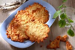 杏仁瓦片-烘焙
