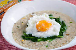 糙米水波蛋-西式料理
