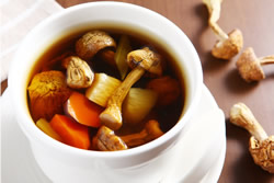 巴西蘑菇湯-中華料理