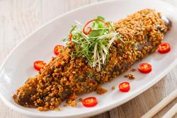 用烤箱做豆酥鱈魚-中華料理