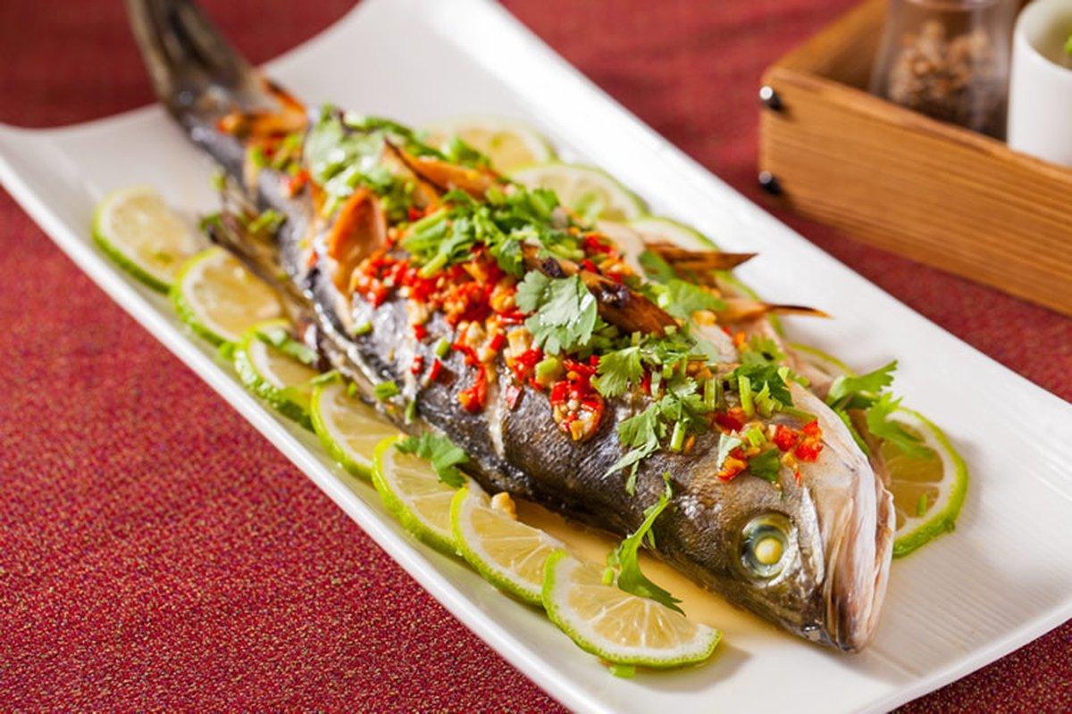 泰式烤檸檬魚-日韓南洋料理