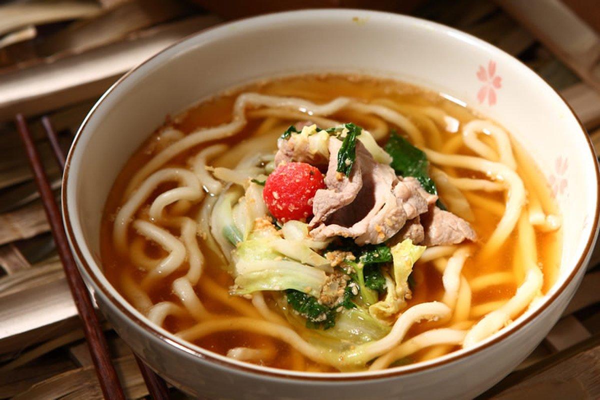 涮涮肉烏龍麵-日韓南洋料理