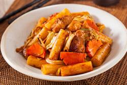 春川雞肉烤年糕-中華料理