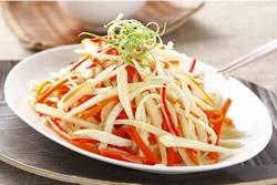 涼拌茭白筍-中華料理