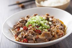 香辣肥牛肉-日韓南洋料理