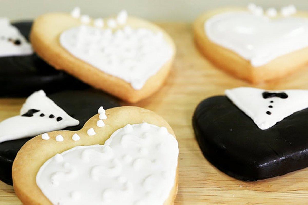 心型情人節餅乾-烘焙