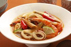 泰式酸辣海鮮-日韓南洋料理