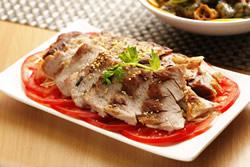 香煎松阪肉-中華料理