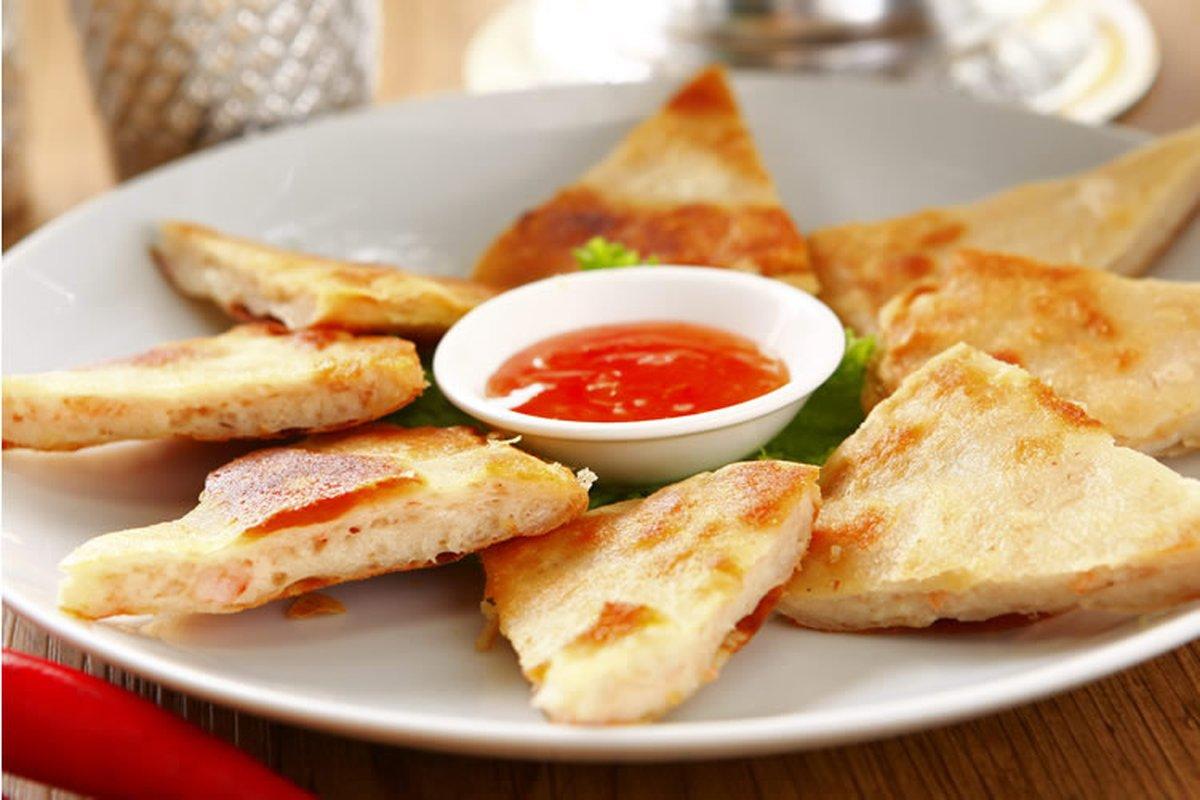 蝦餅要怎麼煎 -日韓南洋料理