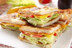 烤箱做蝦餅+蝦餅三明治-日韓南洋料理