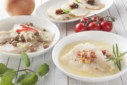 多利魚電鍋三吃-中華料理
