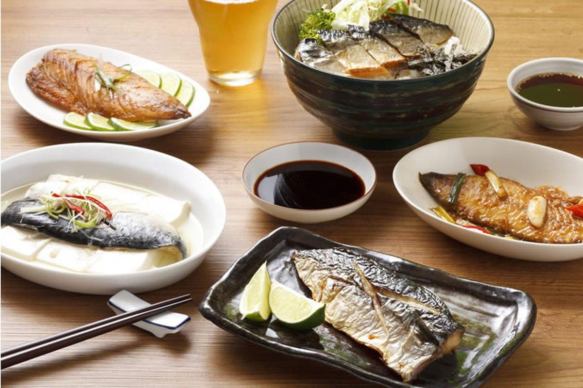 鯖魚五吃-中華料理