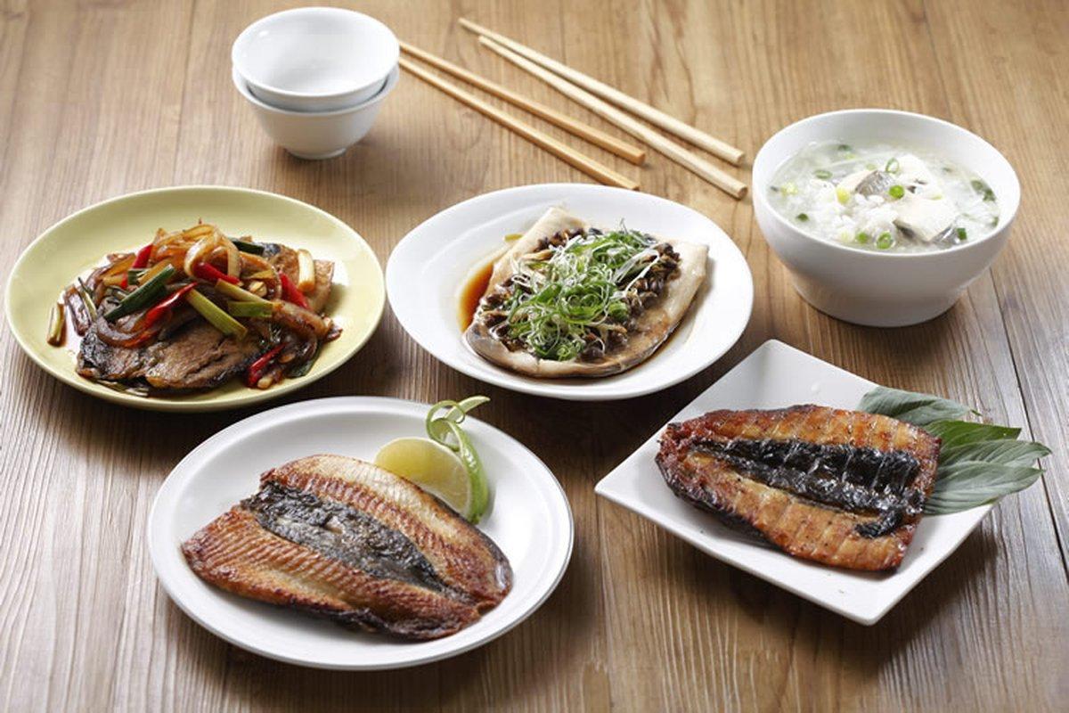 虱目魚五吃-中華料理