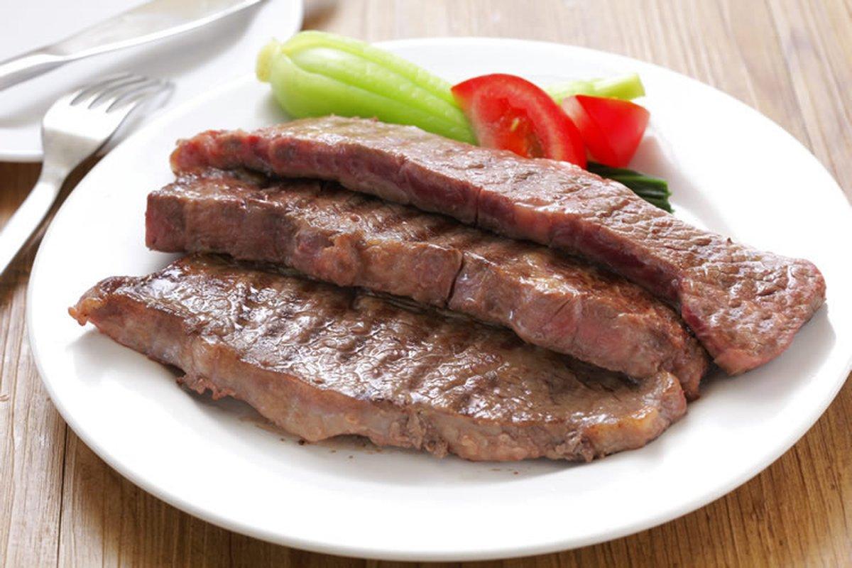 煎牛排-無骨牛小排-西式料理