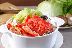 味噌帝王蟹鍋-中華料理