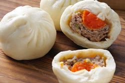 蛋黃肉包-中華料理