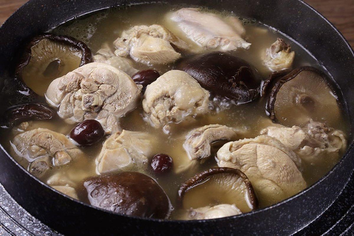 四大雞湯台灣人超愛-中華料理