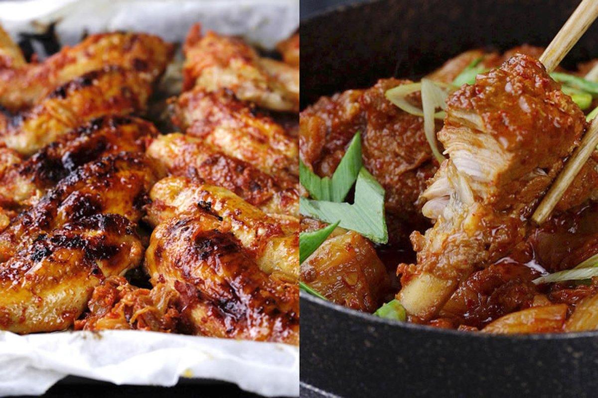 韓式泡菜的神奇妙用-日韓南洋料理