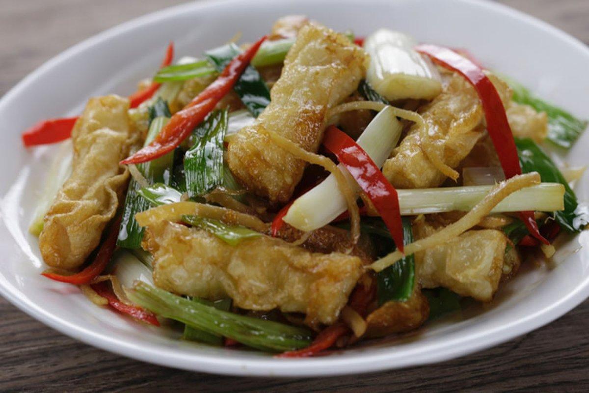 用火鍋餃做菜簡單又下飯