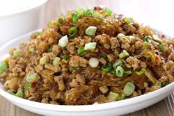 螞蟻上樹第一次做就成功-中華料理