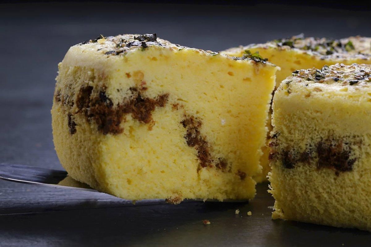 用電鍋做蛋糕,你一定要試試