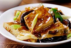 四種超下飯家常豆腐-中華料理