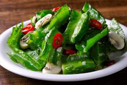 山菜野菜怎麼料理,一次學會-中華料理