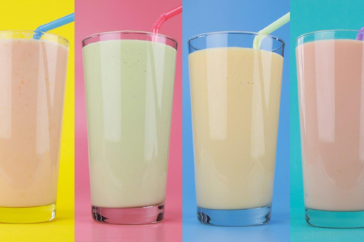 跟牛奶絕配的四種果汁,你一定要試試