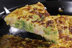 蛋要煎得厚,秘訣在這裡-中華料理