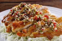 人氣椒麻雞,用煎用炸都好吃-中華料理