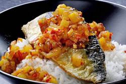 WOW!鯖魚可以這麼簡單變化∼-中華料理