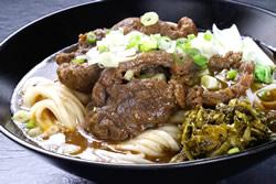 家常牛肉麵,大呼過癮的好味道-中華料理