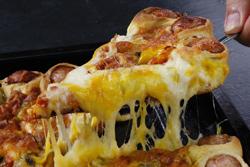 超簡單,第一次做披薩就成功-西式料理