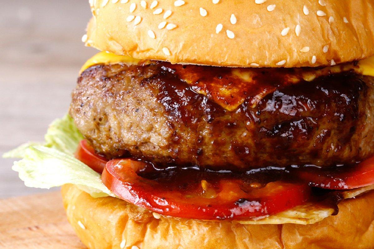 黃金撇步,這樣的漢堡大家都愛吃